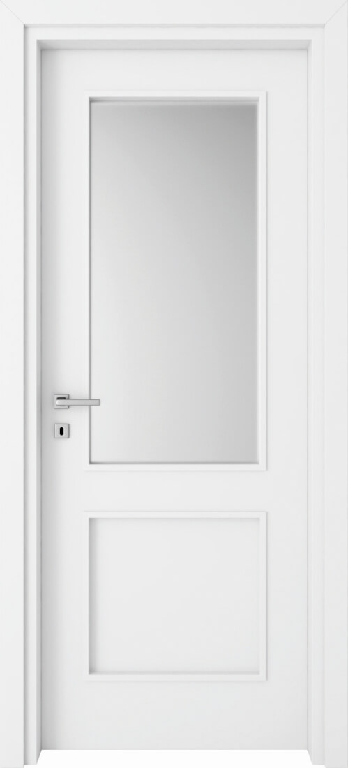 Mod. 207L-V - Bianco